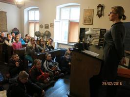 Wyjazd do Muzeum im. Dzieci Wrzesińskich wyr