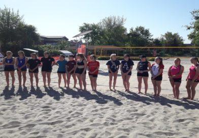 Mistrzostwa Powiatu w Piłce Plażowej Dziewcząt