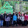 """Wycieczka do zakładu """"Sklejki"""" w Orzechowie"""