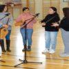 Występ zespołu Aneti z Gruzji