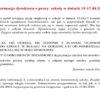 Informacja dyrektora o pracy szkoły w dniach 15-17.04.2019 r.