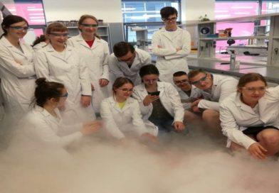"""Odkrywcza chemia – ,,Jedzenie z efektem ŁAŁ"""" i inne"""