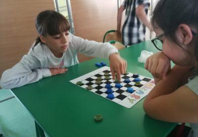 VI Szkolny Turniej Warcabowy