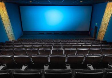 Wycieczka do kina kl. 8a i 8b