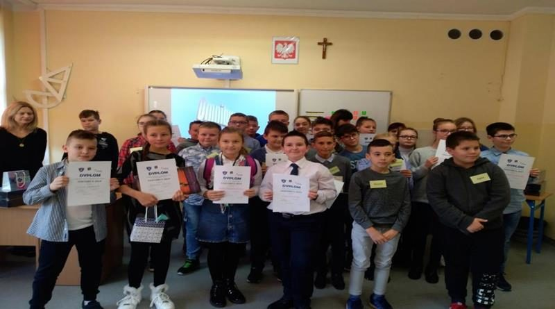 Międzyszkolny konkurs wiedzy Omnibus