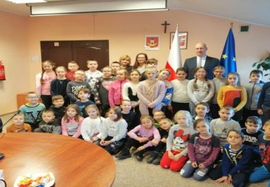 Spotkanie z Burmistrzem Gminy Miłosław