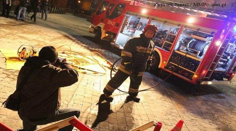 """Konkurs fotograficzny """"Straż Pożarna  w mojej miejscowości"""""""