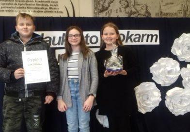 """II Międzyszkolny Konkurs Polonistyczny """"Spotkanie na humanie"""""""