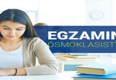 Wytyczne dla uczniów i rodziców uczniów klas VIII przystępujących do egzaminu ósmoklasistów w roku 2020