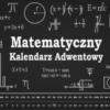Rozstrzygnięcie internetowego konkursu matematycznego dla uczniów województwa wielkopolskiego.