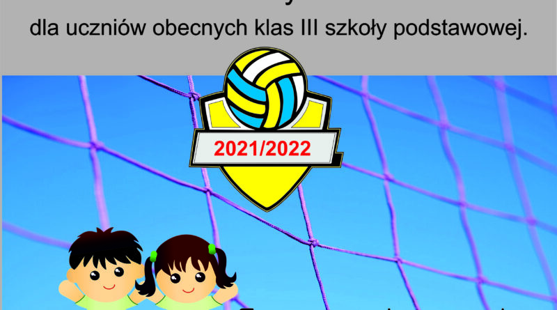 Rekrutacja 2021/2022 – klasa IV