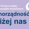 """III miejsce w powiecie wrzesińskim w konkursie """"Samorządność bliżej nas """""""