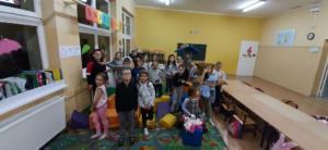 Pierwszy świetlicowy wieczór w szkole XI 2019 02