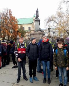 Wycieczka do Warszawy 2019 31