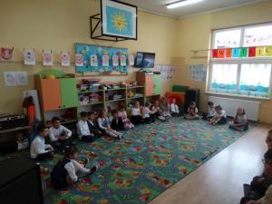 Dzień Mamy w klasie I a 2017 06