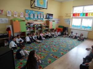 Dzień Mamy w klasie I a 2017 07