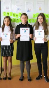 Gminny Konkurs Ortograficzny 2017 14