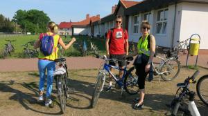 Rajd rowerowy do Śmiełowa 2017 2