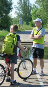 Rajd rowerowy do Śmiełowa 2017 5