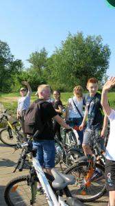 Rajd rowerowy do Śmiełowa 2017 6