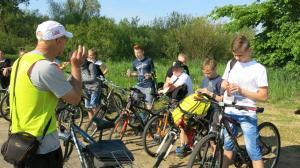 Rajd rowerowy do Śmiełowa 2017 8
