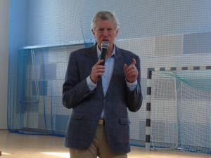 Spotkanie z Arkadym Radosławem Fiedlerem 2017 06