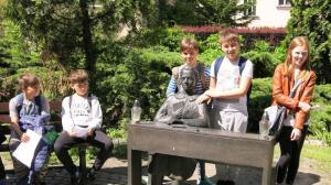 Wycieczka do Muzeum im. Dzieci Wrzesińskich 2017 11