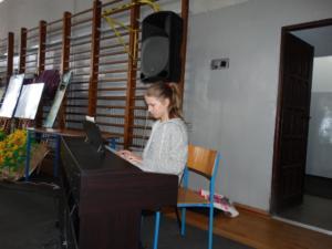 Koncert podczas rekolekcji 2018 09