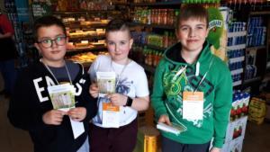 Świąteczna zbiórka żywności 2019 Wielkanoc 07