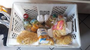 Świąteczna zbiórka żywności 2019 Wielkanoc 12