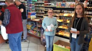 Świąteczna zbiórka żywności 2019 Wielkanoc 16