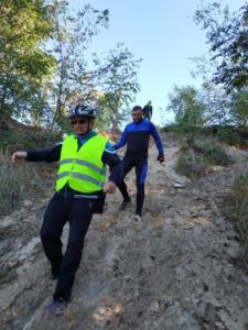 Wycieczka rowerowa klasy 8a 2018 13