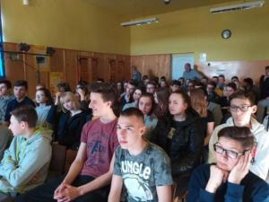 Spotkanie z przedstawicielami szkół ponadgimnazjalnych 2019 2