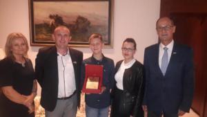 Wybitni Sportowcy Gminy Miłosław 2018 11