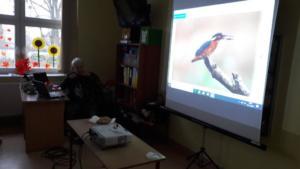 Żywa lekcja przyrody XI 2019 05