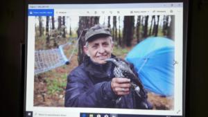 Żywa lekcja przyrody XI 2019 12
