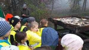 Lekcja otwarta  praca w rybołówstwie. Odłowy ryb X 2019  01