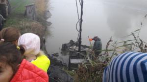 Lekcja otwarta  praca w rybołówstwie. Odłowy ryb X 2019  08