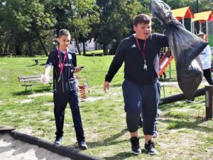 Nie śmiecimy  Sprzątamy  Zmieniamy 09.2019 19