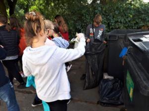 Nie śmiecimy  Sprzątamy  Zmieniamy 09.2019 23