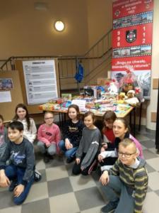 Paczka dla dzieciaka na święta od strażaka XII 2019 09