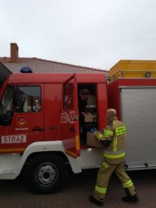 Paczka dla dzieciaka na święta od strażaka XII 2019 15